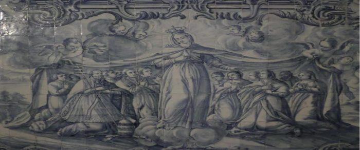 Azulejos da Misericórdia
