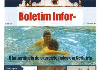 Boletim nº 3 da Misericórdia de Vila Franca de Xira