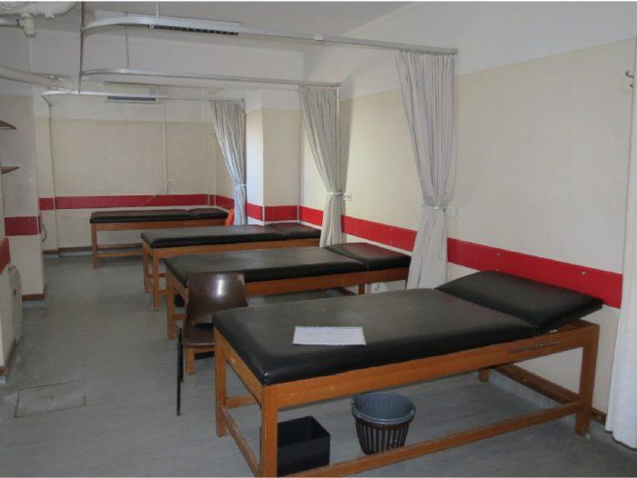Interior Hospital de Vila Franca de Xira Reynaldo dos Santos